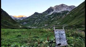Balade Montagnarde [triptyque étoilé dans les Alpes]