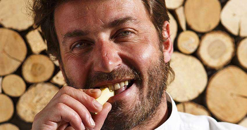 Julien Machet, chef Propriétaire, Le Farçon, 1 étoile