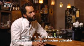 Yoni Saada [l'éducation culinaire]